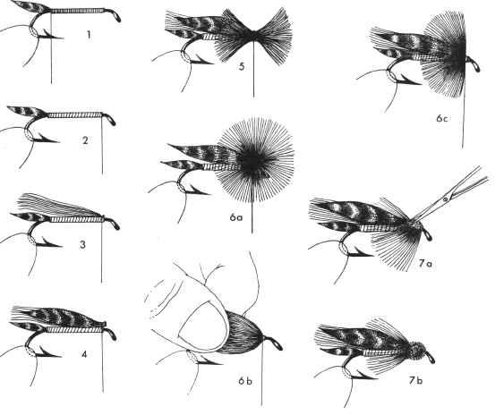 Схема для вязания мишек