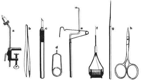 Для вязания мушек - sh 94