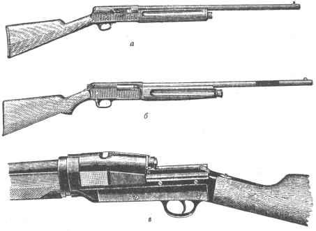схема сборки ружья мц,