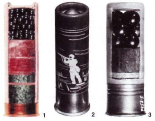 Для сообщения скоростного движения дробовому снаряду, картечи или пуле служат охотничьи пороха, которые являются...