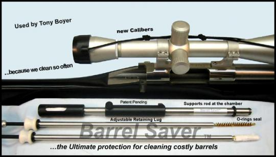 Nollan Barrel Saver