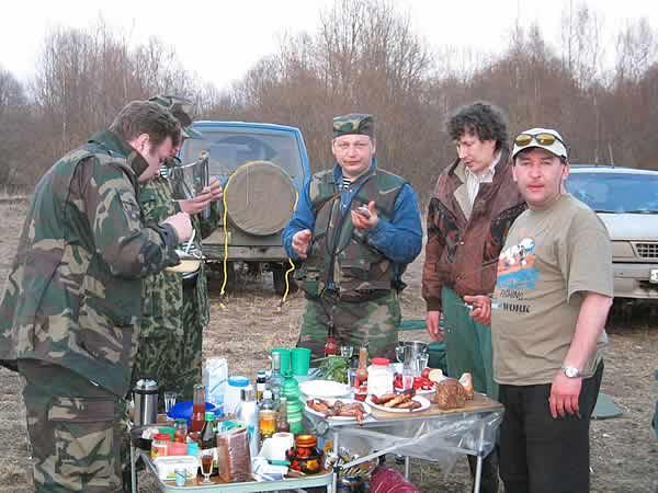 Форум питерских охотников и рыболовов